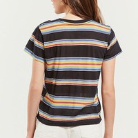 UO The Little Brother Striped Tee | Urban Outfitters