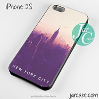 New York The Big City Phone case for iPhone 4/4s/5/5c/5s/6/6 plus