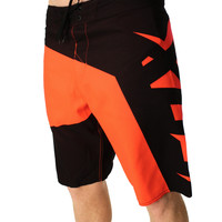 Fox Racing Men's Ridge Bio Suede Boardshorts
