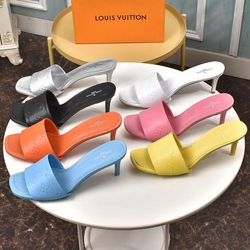 Louis Vuitton LV Women's slide sandal