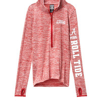University of Alabama Ultimate Deep Zip - PINK - Victoria's Secret