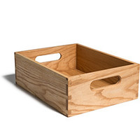Ash Dovetail Market Box