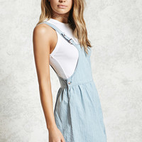 Denim Overall Dress - Women - New Arrivals - 2000285715 - Forever 21 Canada English