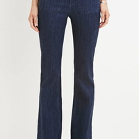 Contemporary Classic Flare Jeans | LOVE21 - 2000163508