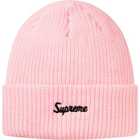 Supreme: Loose Gauge Beanie - Navy