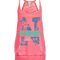 Daytrip Newport French Terry Tank Top