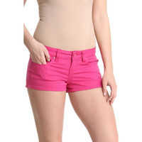 Request Jeans Womens Phoenix  Athletic Fit Casual Shorts