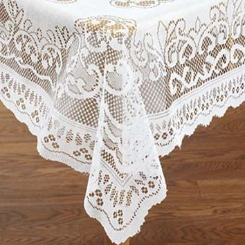 Heritage Lace Tablecloths