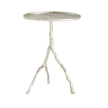 Forest Park Iron Side Table