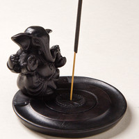 Ganesha Incense Plate