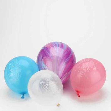 The Great Lakes Party Balloon - Set Of 8-