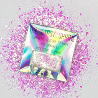IRIDESCENT DIAMOND GLITTER BAG | FACE, HAIR AND BODY COSMETIC GLITTER