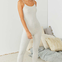 Out From Under Trinity Ribbed Jumpsuit | Urban Outfitters