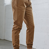 Bullhead Denim Co. Chino Twill Drawcord Jogger Pants at PacSun.com