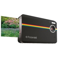 Polaroid - Z2300B 5.0MP Digital Instant Print Camera - Black