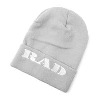 Rad Knit Beanie | Claire's
