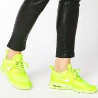 Nike Air Max Thea Volt Neon Trainers