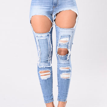 All Yours Jeans - Light