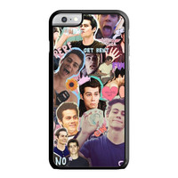 Teen Wolf - Dylan O'Brien Collage iPhone 6 Plus Case