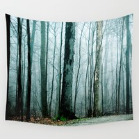 Feel the Moment Slip Away Wall Tapestry by Olivia Joy StClaire