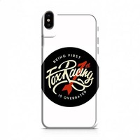 Being First Fox Racing iPhone X case