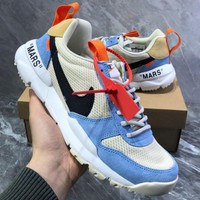Nike Craft Mars Yard TS NASA 2.0 x OFF-WHITE Joint Sneakers