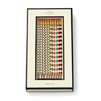 kate spade new york Pencil Set - Dot the i's