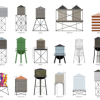 The Wondrous Water Towers of New York City