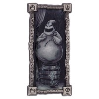 Disney Oogie Boogie Haunted Mansion Portrait Pin Nightmare Before Christmas New