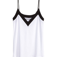 H&M V-neck Tank Top $24.95