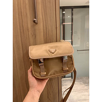 prada women leather shoulder bag satchel tote bag handbag shopping leather tote crossbody satchel shouder bag 53