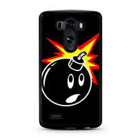 The Hundreds Bomb Logo Clothing LG G3 Case