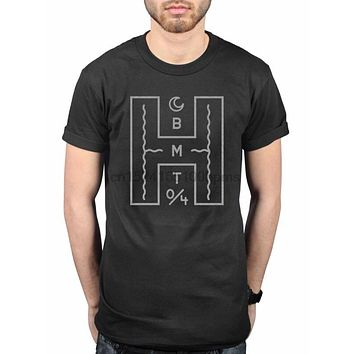 Bring Me The Horizon The H Logo NEW T Shirt Band BMTH Merch Metal|T-Shirts