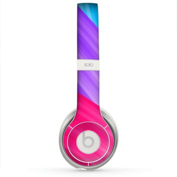 The Radiant Color-Swirls Skin for the Beats by Dre Solo 2 Headphones