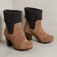 Penelope Chilvers Cuffed Clog Boots by Anthropologie