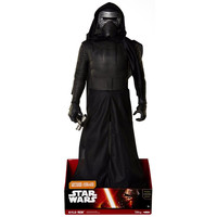 Kylo Ren Star Wars The Force Awakens Giant Sized Action Figure