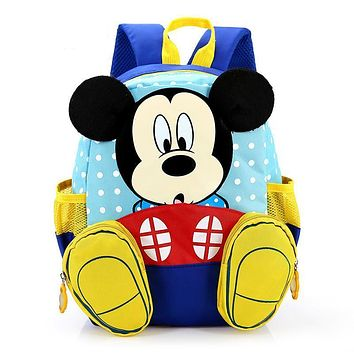 Mickey/Minnie Mouse BackPack Back To School