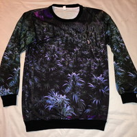 Pre-Order Plantation Weed Sweater