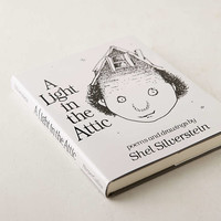 A Light In The Attic By Shel Silverstein - Urban Outfitters