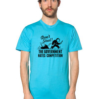 Political Shirt - Monopoly - Taxes - IRS - US Congress - Don't Steal - Military - Government - House - Senate - Politics - America