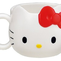 Hello Kitty Face Die-Cut Mug