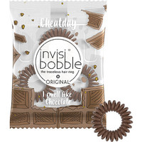The Traceless Hair Ring Cheatday Collection in Crazy for Chocolate