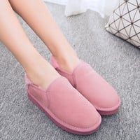 Boots UGG like warm shoes boots in tube Slippers d0065