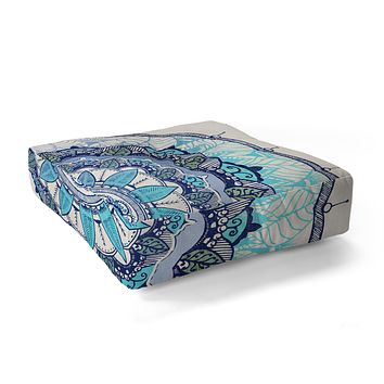 RosebudStudio Inspiration Floor Pillow Square