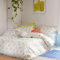 Cactus Icon Duvet Cover   Urban Outfitters