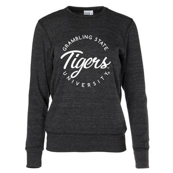 Official NCAA Grambling State University Tigers Women's Crew Neck Sweatshirt