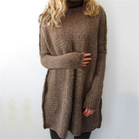 Knit Tops Pullover Sweater [9582220751]