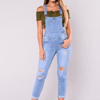 Waverley Overalls - Light