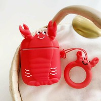 Lobster Protective Airpod Case