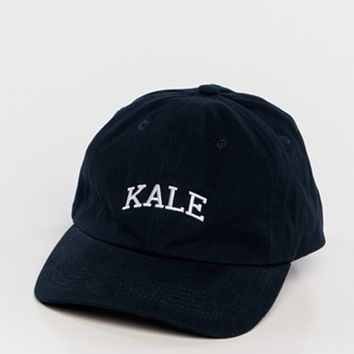 Sub_Urban Riot - Kale Dad Hat in Navy